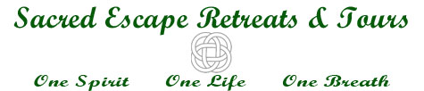 Sacred Escape Retreats Logo